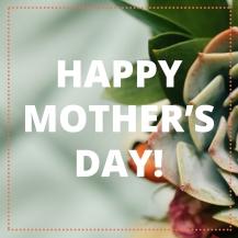 Mother's Day Facebook Asset