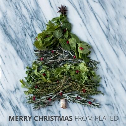 Christmas asset for social media