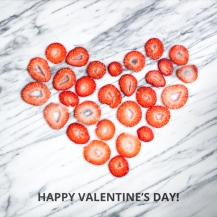 Valentine's Day social media asset