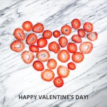 Valentine's Day social media asset
